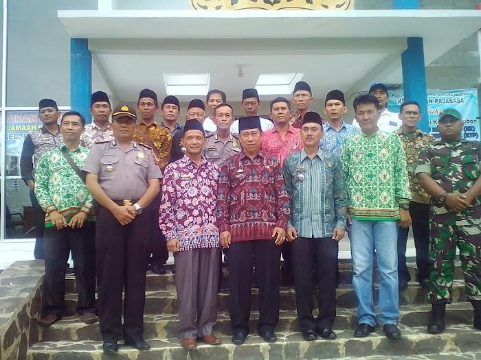 Sabtudin Kembali Memimpin Kecamatan Rajabasa Kabupaten Lampung Selatan