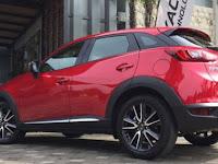 Mobil Baru Mazda CX-3 Menjadi Andalan Baru di Indonesia, Berapa Harganya.