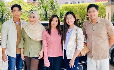 Senarai Pelakon Drama Pink Smile (Lestary TV3)