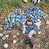 Vídeo: Polícia encontra 100 Kg de drogas escondidas em buraco na Zona Leste