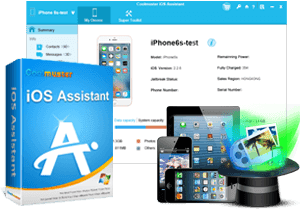 Coolmuster iOS Assistant license key