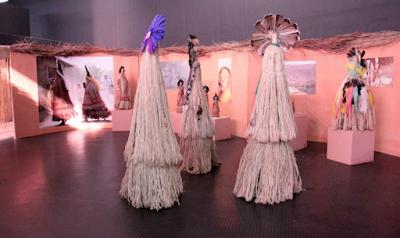 Peças do acervo indígena Museu Nacional