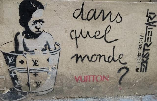 dans quel monde Vuitton ?