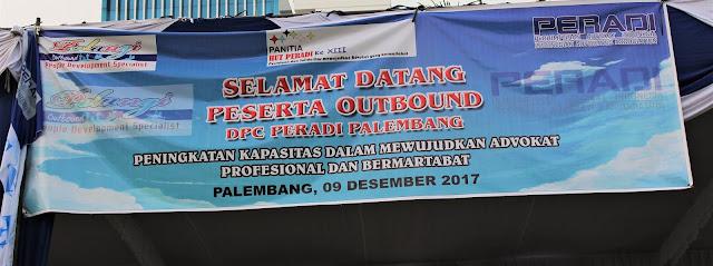 OUTBOUND DI PALEMBANG