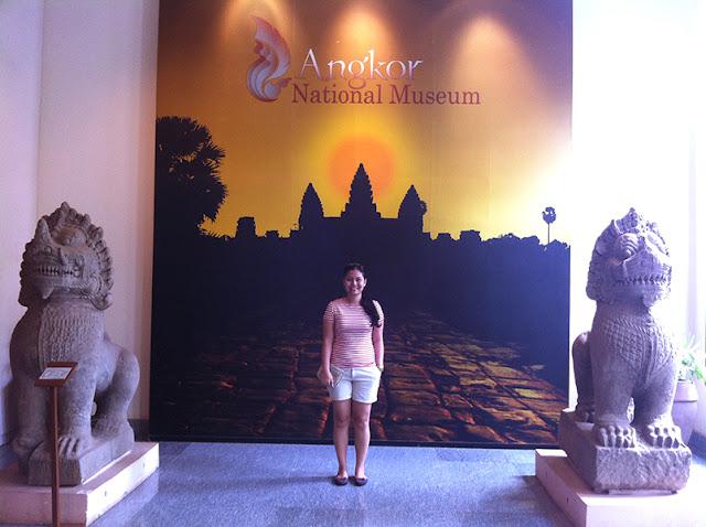 Angkor National Museum 2 - Budget Biyahera