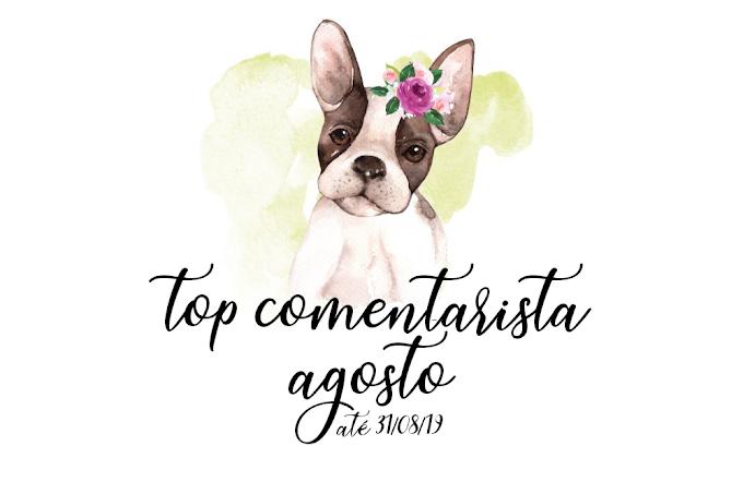 Top Comentarista: Agosto 2019