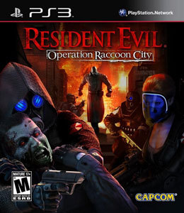 Resident Evil Operation Raccoon City PS3 Torrent