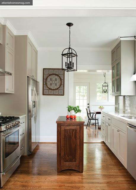 My notting hill narrow kitchen islands - Narrow kitchen island ideas ...