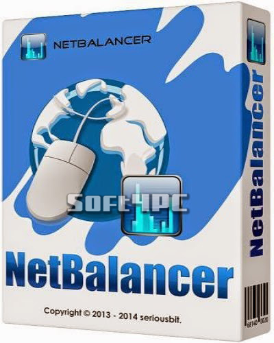 NetBalancer 8.7.1 Build 150715.1021 + Crack
