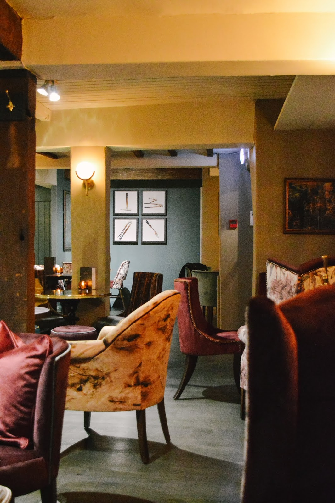 The Old Forge in Otterbourne has recently been redecorated and revamped