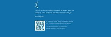 Cara Mengatasi Blue Screen Windows 10 Terbaru