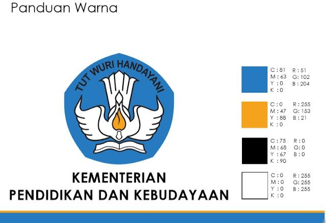 Kode Warna Logo Tut Wuri Handayani