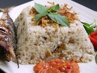 Nasi Tutug Oncom Kuliner Khas Tasikmalaya