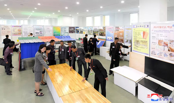 The National Exhibition of Sci-Tech Successes in the Field of Finishing Building Materials-2019, May 13, 2019