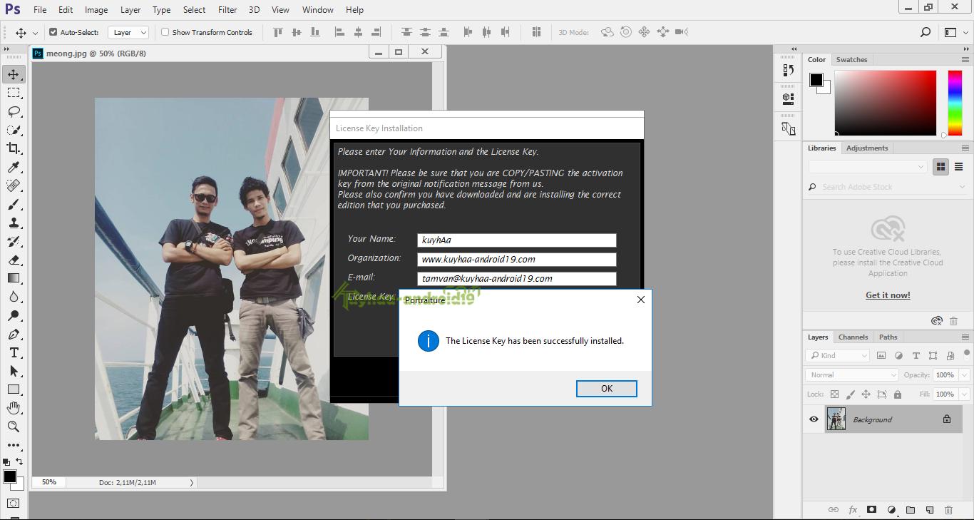 Imagenomic Professional Plugin