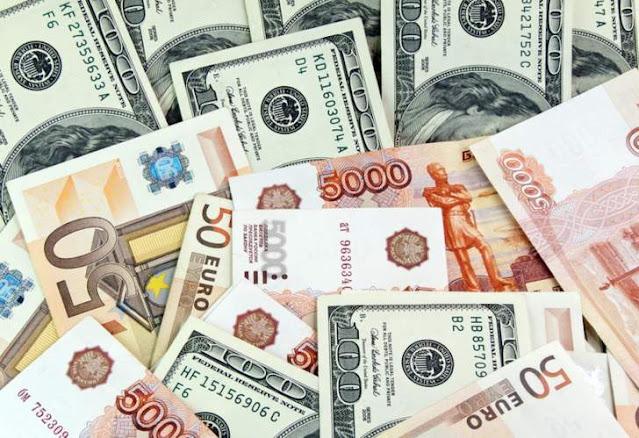أسعار صرف العملات فى ليبيا اليوم الخميس 21/1/2021 مقابل الدولار واليورو والجنيه الإسترلينى