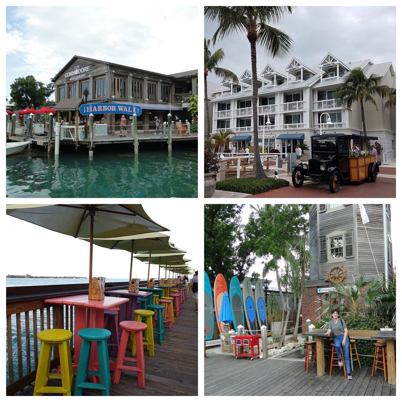 Harbor Walk Key West,Flórida