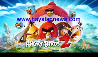 Cara gratis mendapatkan banyak gems permata game angry birds