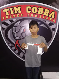 Malam Idul Adha, Tim Cobra Tangkap Pengedar Ribuan Pil Koplo