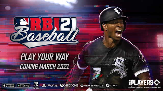 RBI Baseball 2021 Launching on March - Confirmed by MLB | TechNeg