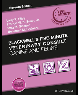 Blackwell's Five-Minute Veterinary Consult – Canine and Feline, 7th Edition