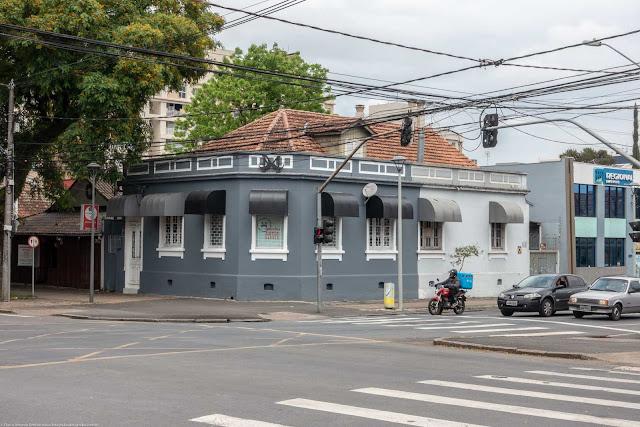 Casa na Avenida Presidente Getúlio Vargas