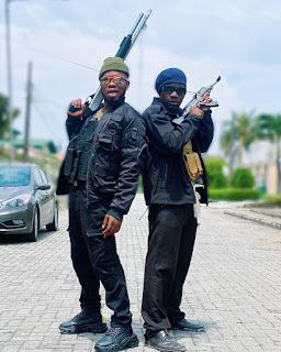 [Comedy] Brodashaggi – We Don't Want Your SARS (#EndSWAT funny Skit)