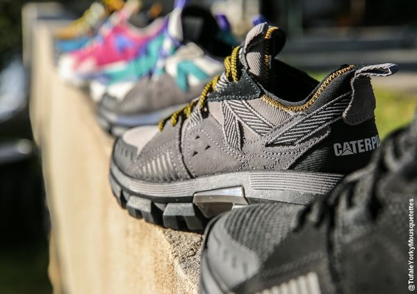 Cat Footwear de Caterpillar, collection baskets 2020 / Festival Acontraluz