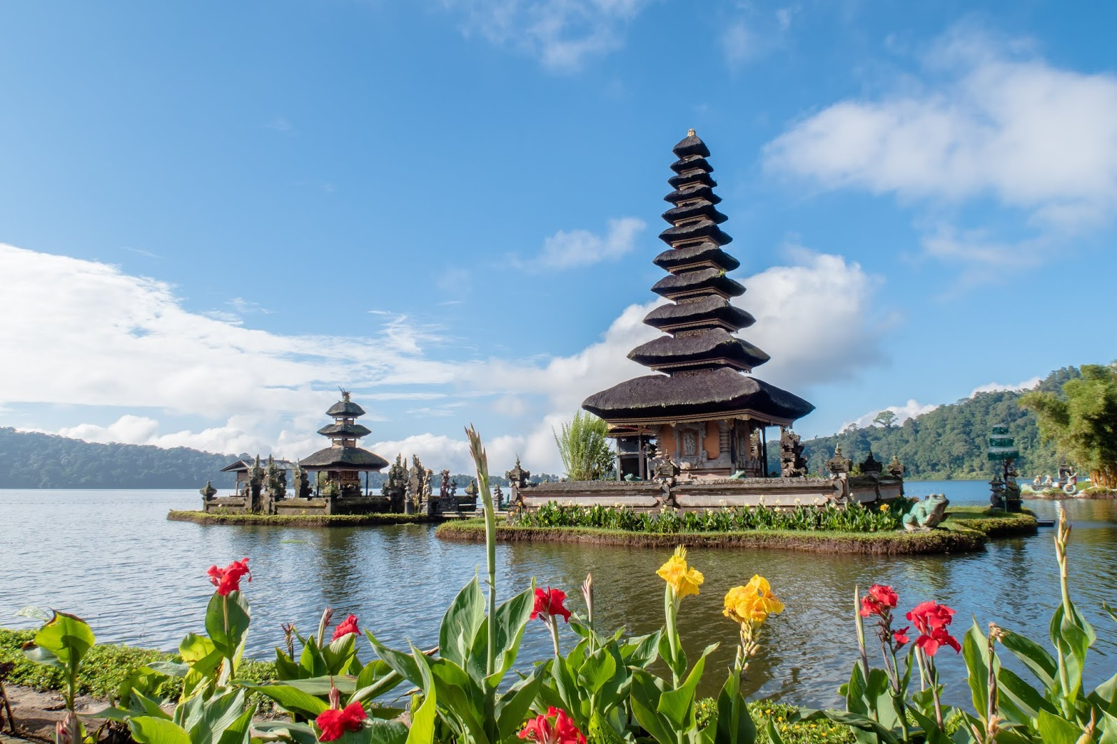 Family Travel Destination Bali