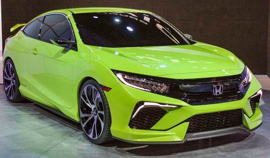 2016 honda civic type r specs and furious. Black Bedroom Furniture Sets. Home Design Ideas