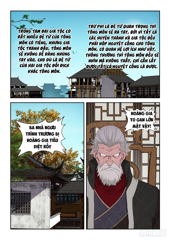 Kiếm Nghịch Thương Khung chap 113 - Trang 9