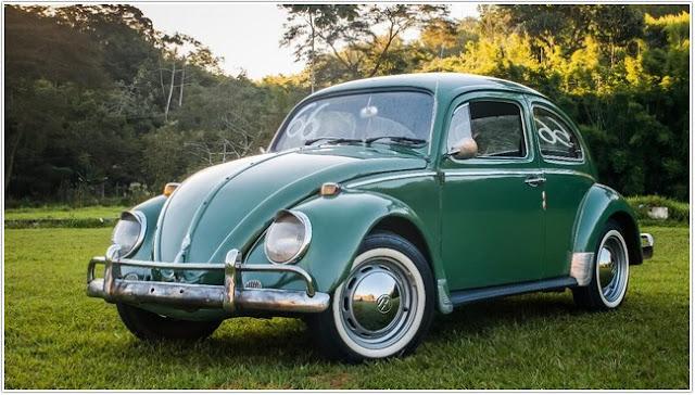 VW Beetle, Mobil Unik dari Jerman