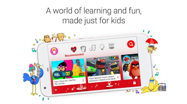 YouTube Kids - YouTube Features, Tips And Tricks
