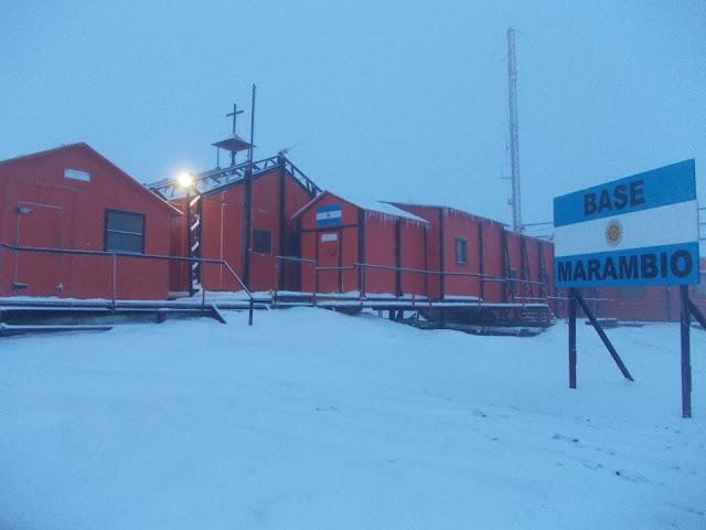 bases cientificas de la antartida
