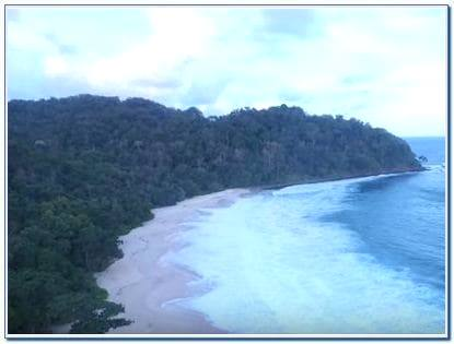 Pantai Sendiki Malang Jawa Timur