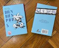 "Concorso BAO Publishing : vinci gratis manga ""Dien Bien Phu Volume 5 """