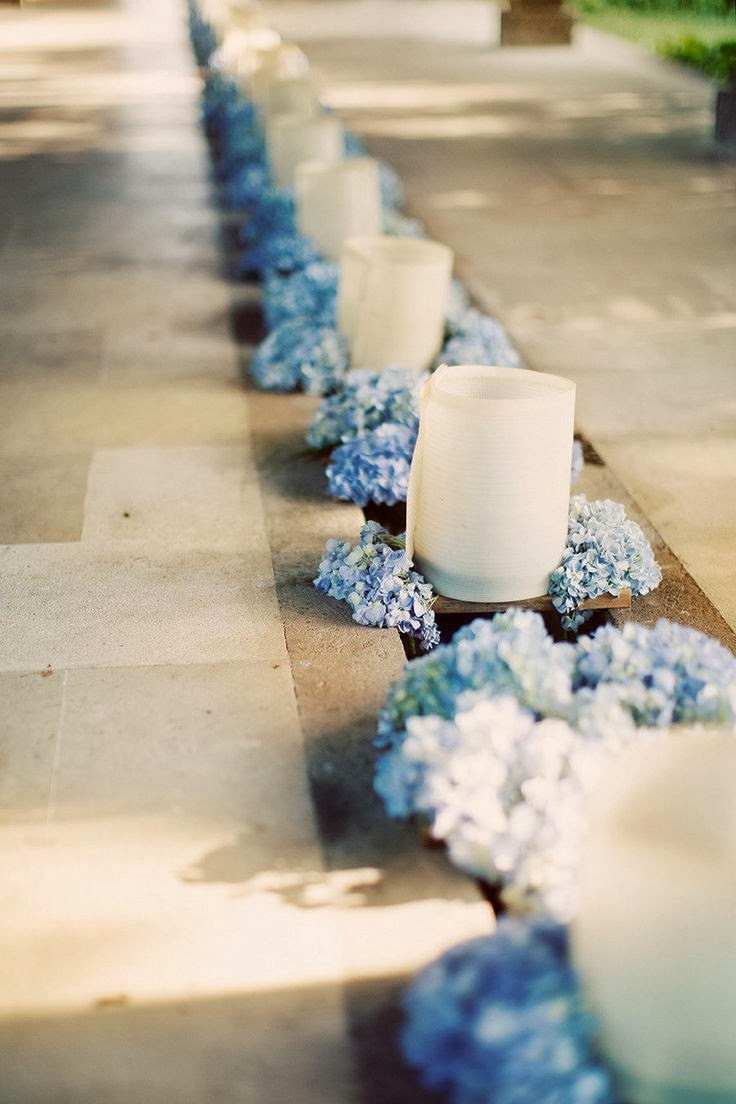 Tiffany Wedding Blue Theme