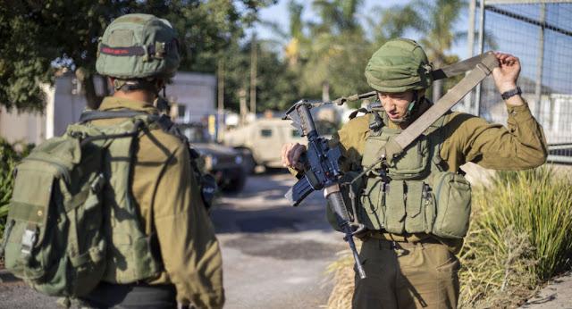 """رئيس الأركان الإسرائيلي: عملية """"الحزام الأسود"""" أزالت تهديدا على أمن بلادنا"""