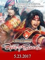 SAMURAI WARRIORS Spirit of Sanada