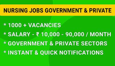 1000+ Nursing Jobs - Latest Nursing Jobs Government, Private, Part-Time 2021