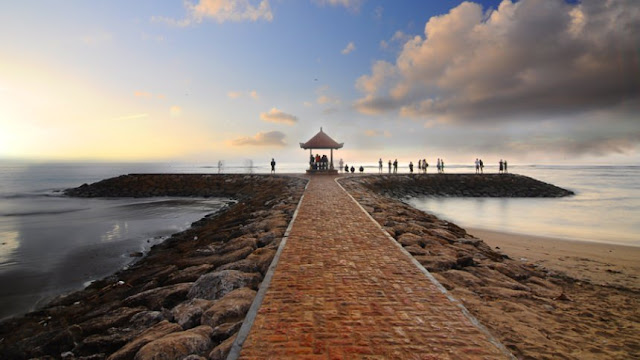 tempat wisata di pantai bali yang sangat indah