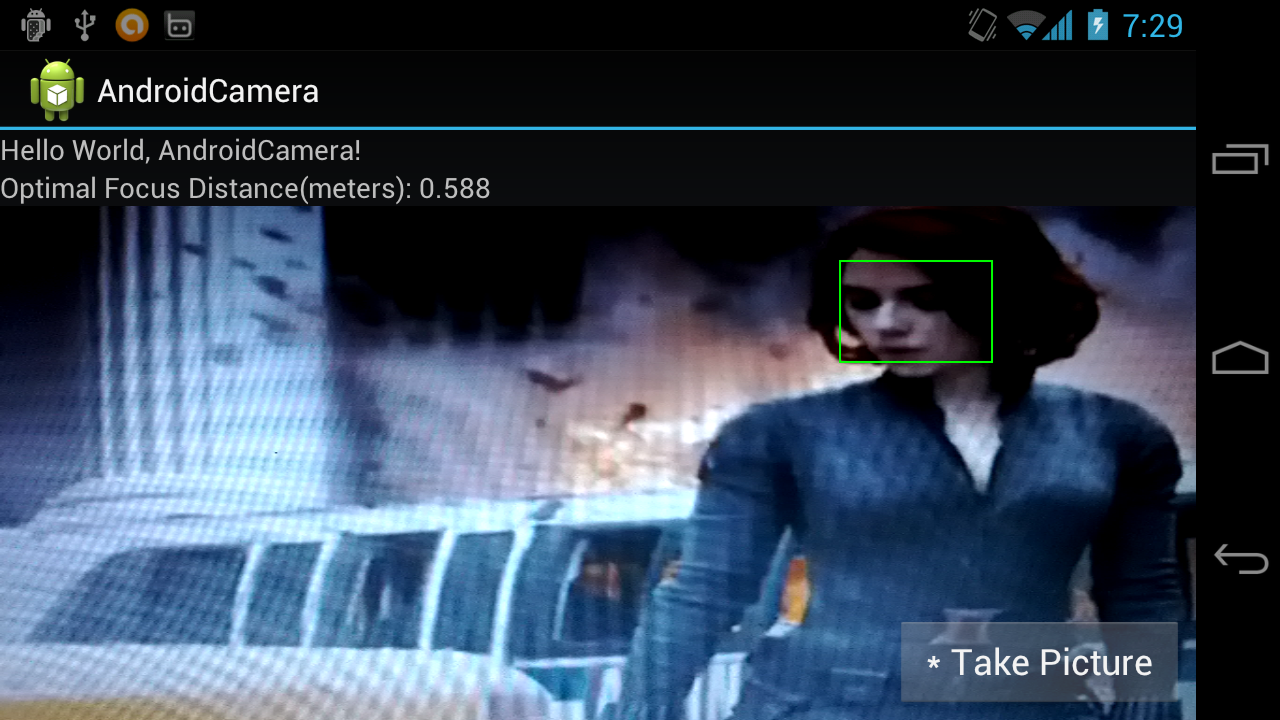 Android-er: Gets the distances from the camera to the focus