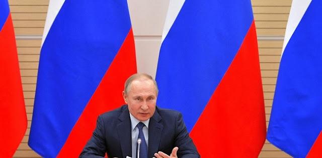 Tolak Pernikahan Sesama Jenis, Putin: Selama Saya Menjabat, Hanya Akan Ada Ibu Dan Ayah