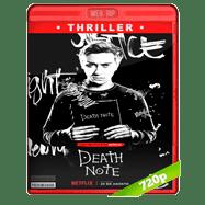 Death Note (2017) WEBRip 720p Audio Dual Latino-Ingles