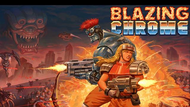 game blazing chrome