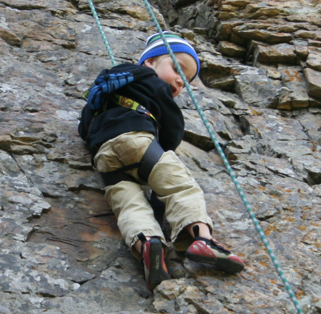 Mad Rock Kids Climbing Shoes Fit