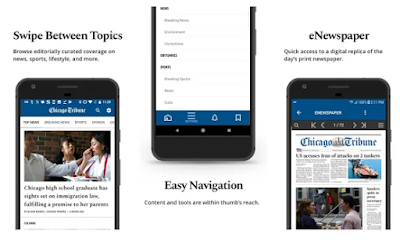 Chicago Tribune Daily Newspaper Mod Apk V5.2 (With Subscribed)