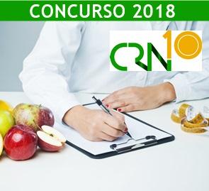 Concurso CRN 10ª Região SC 2018