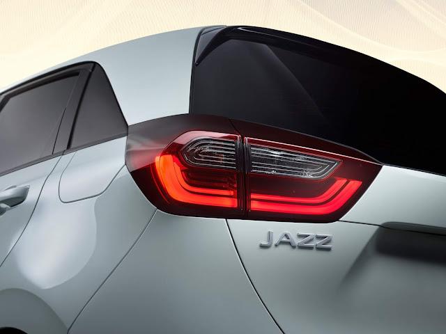 Novo Fit (Jazz) híbrido 2021