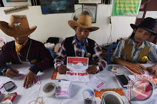 7 TPS Unik Yang Pernah Menarik Perhatian di perhelatan PILKADA Indonesia